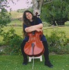 Suzanne Noel.Bentley and cello